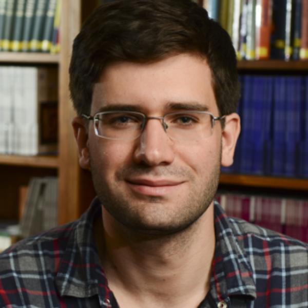 David Brazel, Predoctoral Trainee