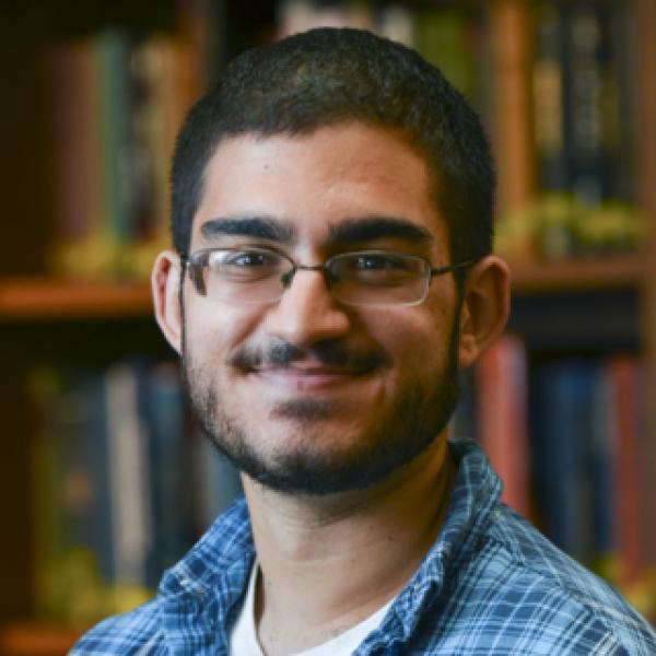 Alex Hatoum, Predoctoral Trainee
