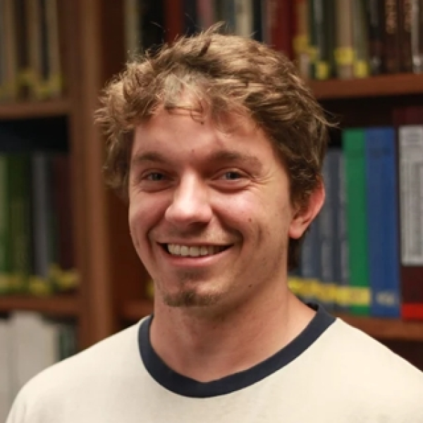 Spencer Huggett, Predoctoral Trainee