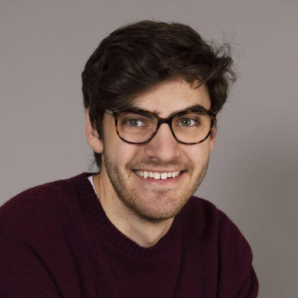 Jared Balbona portrait