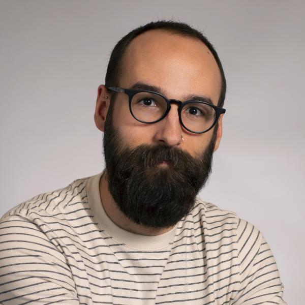Justin Vinneau portrait