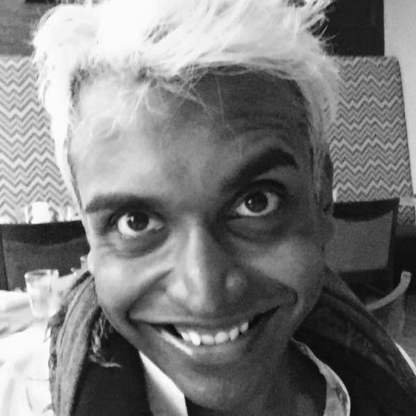 Kumar Veerapen portrait