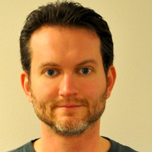 Rob Kirkpatrick portrait