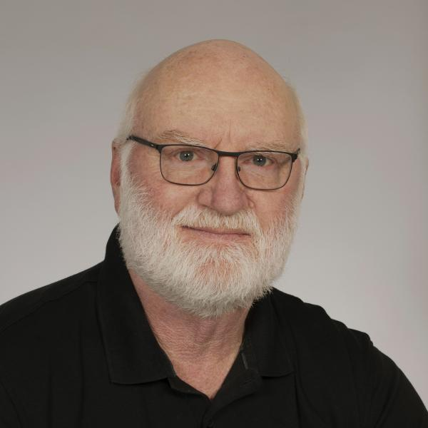Robin Corley portrait