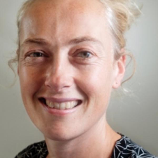 Sophie van der Sluis portrait