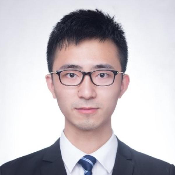 Zhangchen Zhao portrait