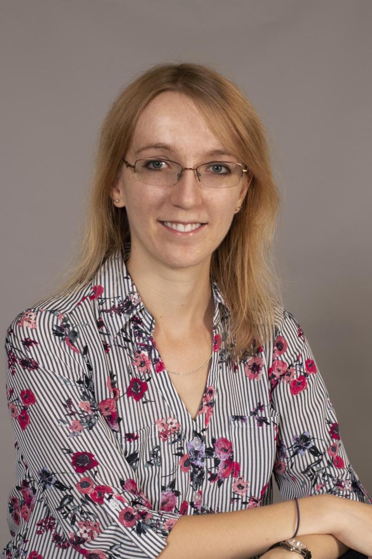 Katie Paulich portrait