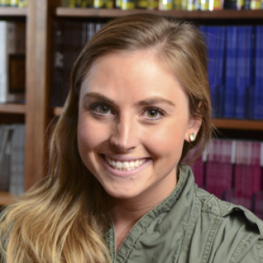 Katie O'Leary, Grant Coordinator