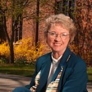 Carol Lynch portrait