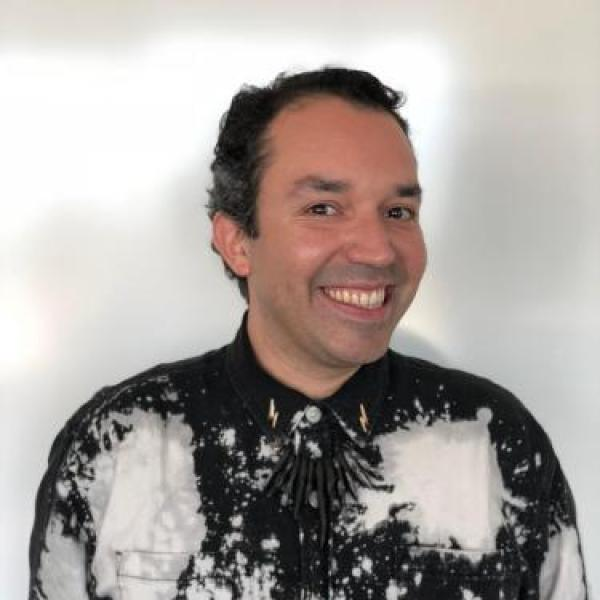 Arturo Cortez headshot