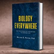 Biology Everywhere Book Cover