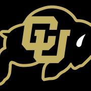 CU Boulder Ralphie Logo