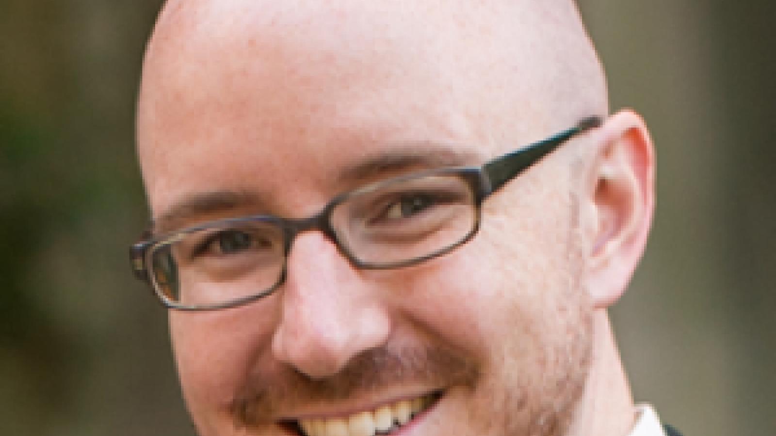 Brian Keegan Headshot