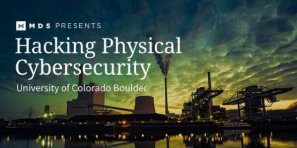 Hacking Physical Cybersecurity