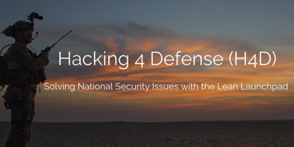 Hacking for defense image