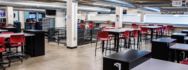 Chevron Design Studio | Idea Forge | University of Colorado Boulder