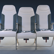 No one wants the middle seat on airplanes. This design could change that.