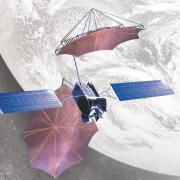 Space antennas