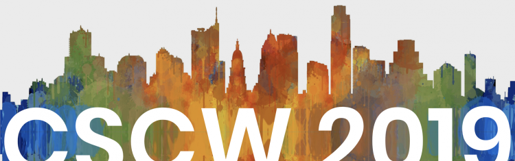 logo for CSCW 2019