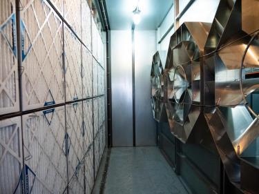 Covid HVAC Filter