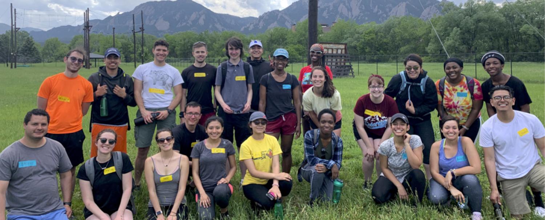STEM students at CU Boulder