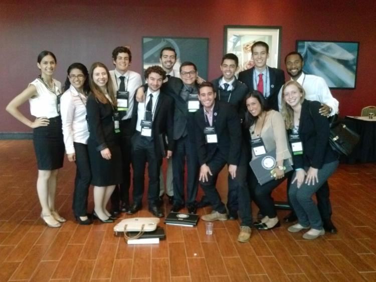 SMART students at the Leadership Alliance National Symposium