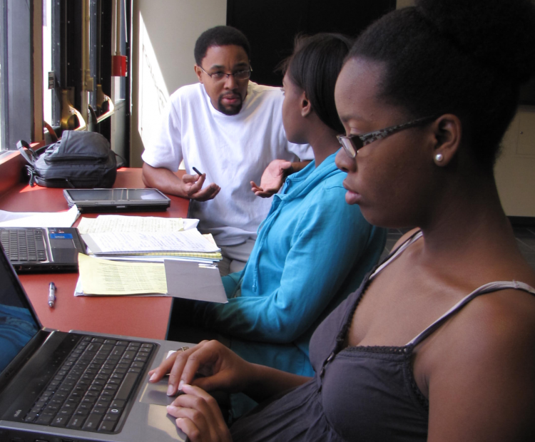 underserved doctoral students