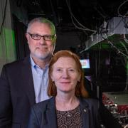 Keeping up with the Curies: Laser scientists win prestigious physics award