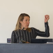 Video: Svenja Knappe presents on Atomic Quantum Sensors; Jun ye presents on CUbit Quantum Initiative