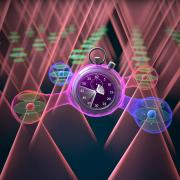 Tweezing a new kind of atomic clock