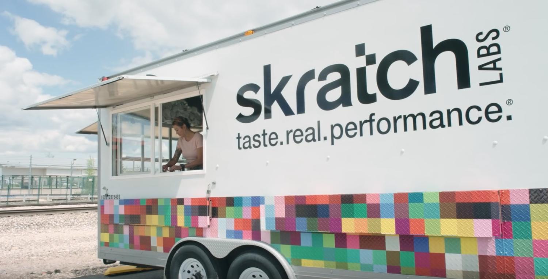 Skratch Labs Food Truck