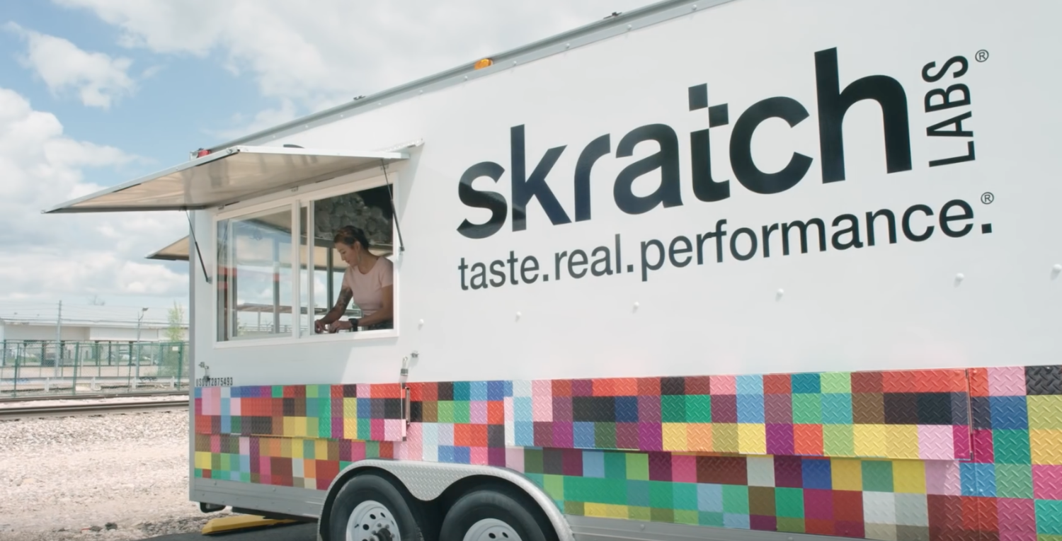 Skratch Labs Food Truck