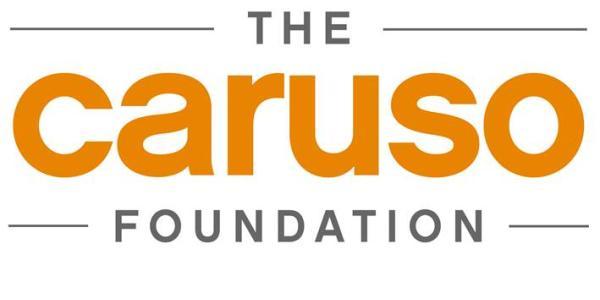 the caruso foundation logo