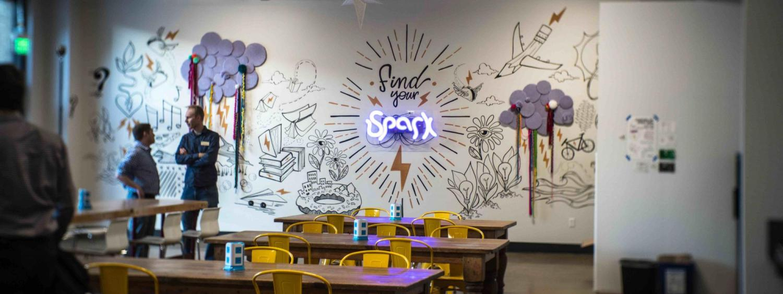 Campus Startup Hub space