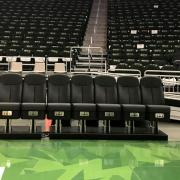 nba chairs courtside