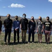 The 2021 CU Boulder Solar District Cup competition team