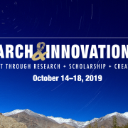 Research & Innovation Week 2019