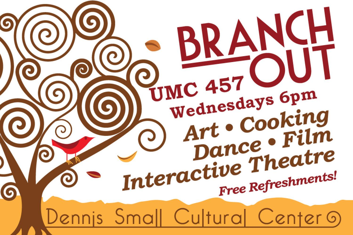 Branch Out poster