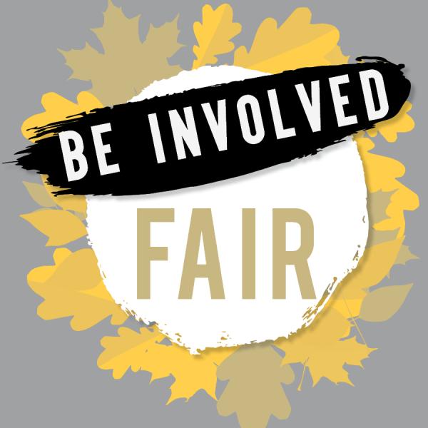 Be Involved Fair logo