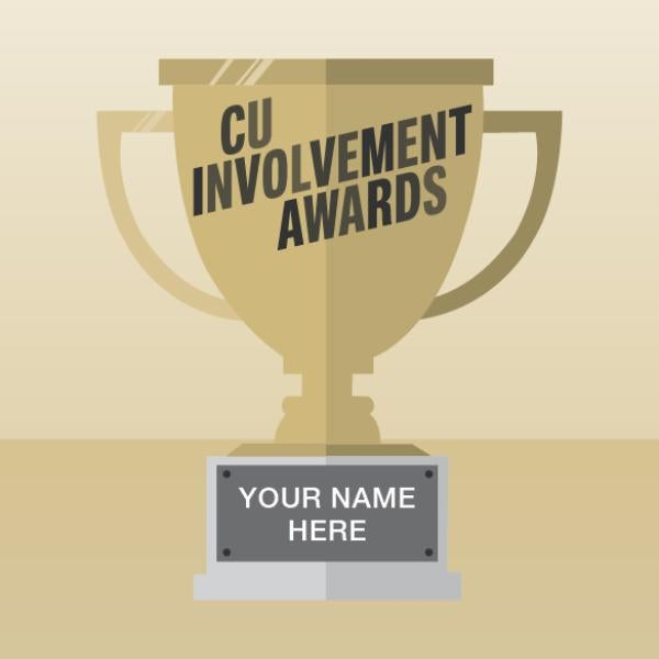 C S I C U Involvement Awards 2020