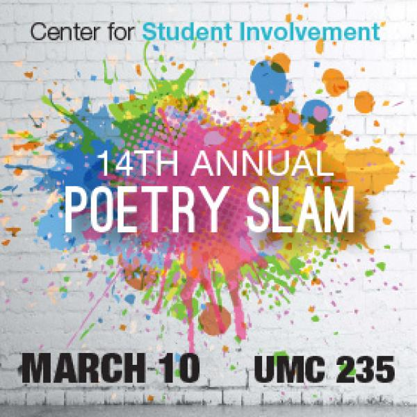CSI Poetry Slam