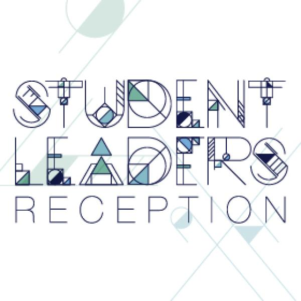 Student Leaders Reception