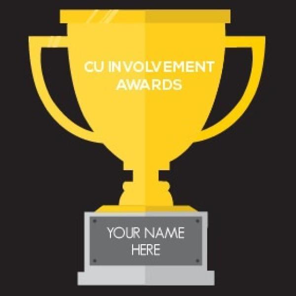 CU Involvement Awards