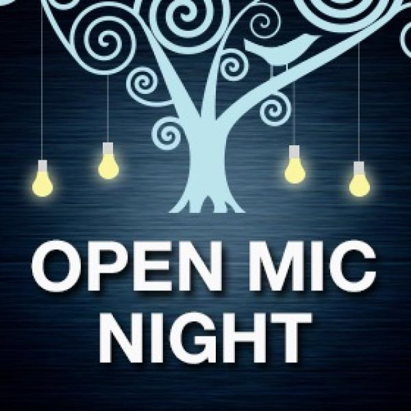 Open Mic Night logo