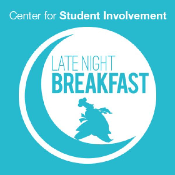 Late Night Breakfast May 2 in the UMC