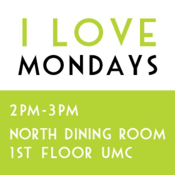 I Love Mondays poster image