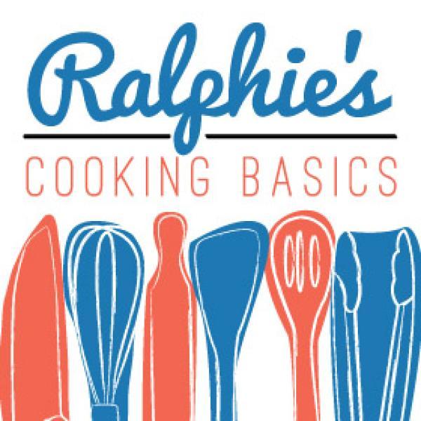 Ralphie's Cooking Basics program image