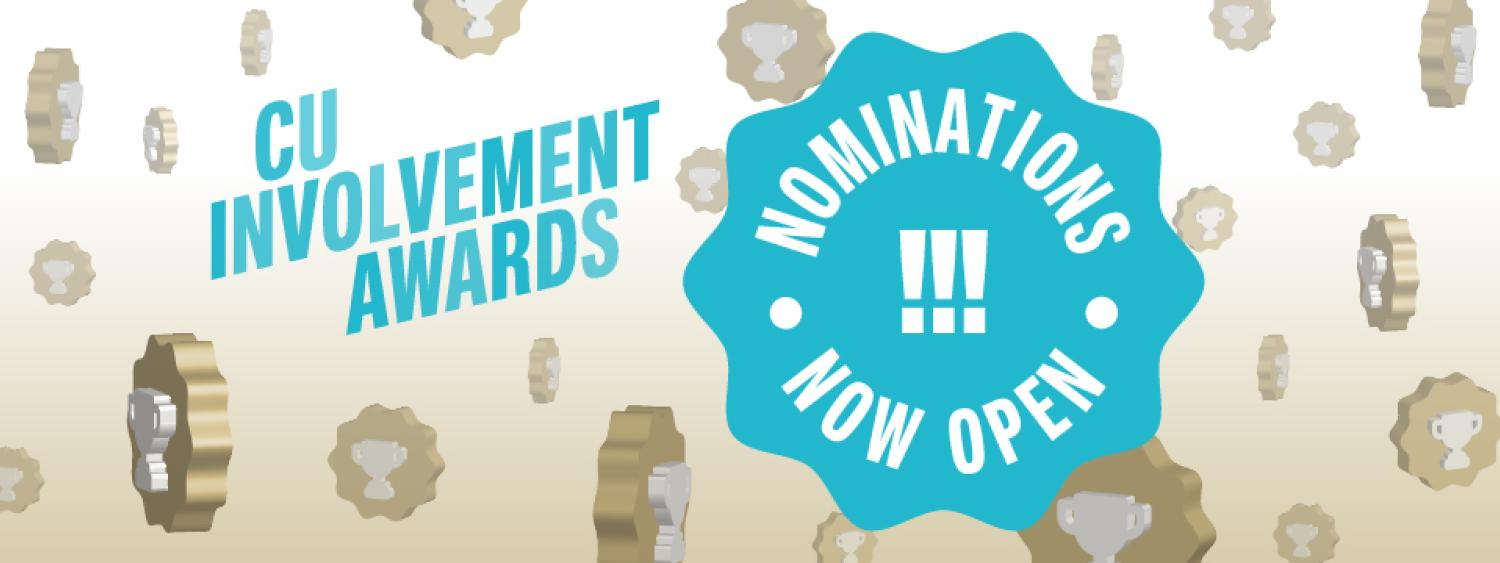 Nominations for C S I C U Involvement Awards are open until March 26
