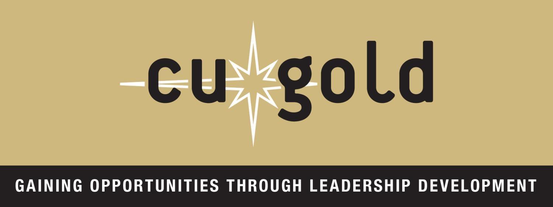 C U GOLD poster