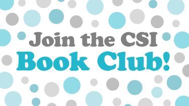Join CSI Book Club!